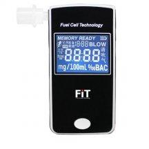 Специальный алкотестер FiT303BAC-LC с электрохимическим датчиком