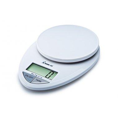 Весы электронные на пластиковой платформе Momert 6839