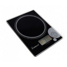 Весы электронные кухонные на стеклянной платформе Momert 6848