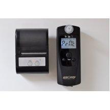 Алкотестер профессиональный АлкоФор 505 (с принтером)