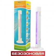 Бактерицидная безозоновая кварцевая лампа ЛБК-150Б (на подставке)