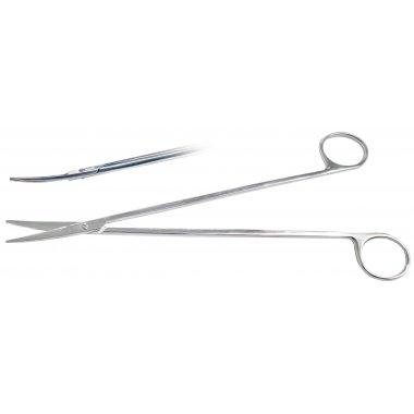 Ножницы изогнутые 19 см (Н-73)