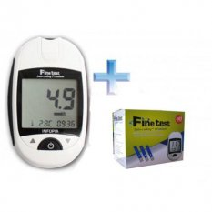 Глюкометр Finetest Premium (Файнтест Премиум) +50 тест полосок