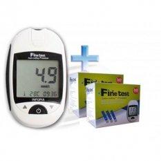 Глюкометр Finetest Premium (Файнтест Премиум) +100 тест полосок