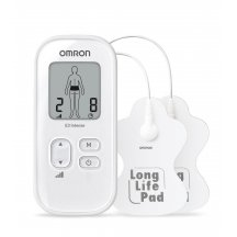 Миостимулятор (электромиостимулятор) OMRON E3 INTENSE (HV-F021-EW)
