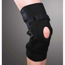 Бандаж на коленный сустав разъемный с полицентрическими шарнирами ORTOP ЕS-798