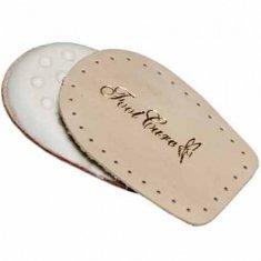 Кожаный подпяточник из латексной пены Foot Care ПЛ-001