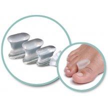 Силиконовая межпальцевая перегородка для пальцев стопы Foot Care SA-9013
