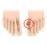 Ортопедический протектор на косточку пальцев ноги с перегородкой Foot Care GB-02 (Valgus Pro)