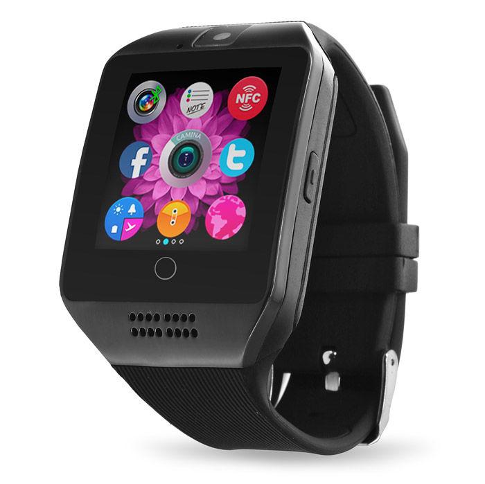Smart Watch Smart Q18 - купить часы-телефон  цены a7926a506a6c2